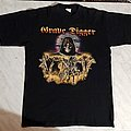 Grave Digger - Official Knights Of The Cross T-shirt 1998