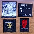 Rage Against The Machine - Patches - 1993/94