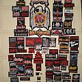 Metal patch collection