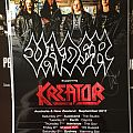 Signed Vader 2017 Australian Tour Poster Other Collectable