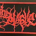 The Plague - Patch - The Plague Logo Patch