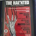 The Haunted '2011 Australian Tour Poster' Framed.