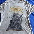 Impiety - TShirt or Longsleeve - Impiety 2012 Australian Tour Shirt