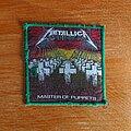 Metallica - Patch - Metallica - Master of Puppets