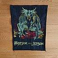 Flotsam And Jetsam - Patch - Flotsam and Jetsam - Doomsday for the Deceiver
