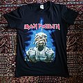 Iron Maiden - TShirt or Longsleeve - Iron Maiden -  Powerslave / World Slavery Tour (t-shirt version)