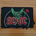 AC/DC - Patch - AC/DC - Monsters of Rock