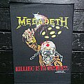 Megadeth - Patch - Megadeth - Killing is My Business.. But Business is Good!