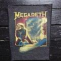 Megadeth - Patch - Megadeth - Mary Jane