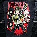 Mötley Crüe - Patch - Mötley Crüe - Band