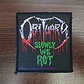 Obituary - Patch - Obituary - Slowly We Rot