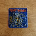 Iron Maiden - Patch - Iron Maiden - Live After Death