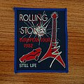 The Rolling Stones - Patch - The Rolling Stones - European Tour / Still Life