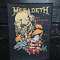 Megadeth - Patch - Megadeth - Peace Sells... But Who's Buying