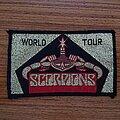 Scorpions - Patch - Scorpions - World Tour