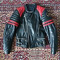 Kreator - Battle Jacket - Moto Cuir Leather Jacket