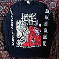 Napalm Death - TShirt or Longsleeve - Napalm Death - Harmony Corruption LS