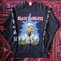 Iron Maiden - TShirt or Longsleeve - Iron Maiden - World Slavery Tour LS