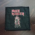 Iron Maiden - Patch - Iron Maiden - Iron Maiden