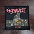 Gorefest - Patch - Gorefest - False