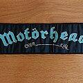 Motörhead - Patch - Motörhead - Overkill
