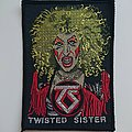 Twisted Sister - Dee Snider Patch