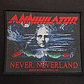 Annihilator - Patch - Annihilator - Never, Neverland