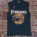 Possessed - TShirt or Longsleeve - Possessed - Seven Churches / Jeff Berecca