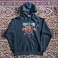 Bolt Thrower - Hooded Top - Bolt Thrower - The Next Offensive