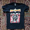 Bolt Thrower - TShirt or Longsleeve - Bolt Thrower - War Master US Tour TS