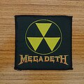 Megadeth - Patch - Megadeth - Rust in Peace / Radiation