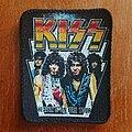 Kiss - Patch - KISS - Heaven's on Fire Tour