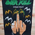 Overkill - Patch - Overkill - Fuck You!