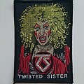 Twisted Sister - Patch - Twisted Sister - Dee Snider