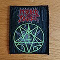 Morbid Angel - Patch - Morbid Angel - Blessed Are the Sick