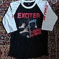 Exciter - TShirt or Longsleeve - Exciter - Violence and Force