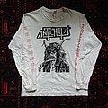 Antichrist - TShirt or Longsleeve - Antichrist - Crushing Metal Death LS