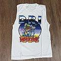 Vintage 80's D.R.I Redline Shirt