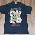 Vintage 80's Metallica Shirt