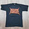 Vintage 80's Nuclear Assault Hang The Pope Shirt (Deadstock)