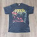 Vintage 1987 Anthrax Im The Man Shirt