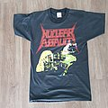 Vintage 80's Nuclear Assault Shirt