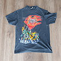 Vintage 1988 Slayer World Sacrifice Tour Shirt