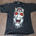 Vintage Slayer Reign In Pain Tour 87' Shirt