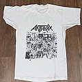 Vintage 1988 Anthrax No Frills Shirt
