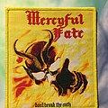 """Mercyful Fate """"Don't Break The Oath"""" Patch"""