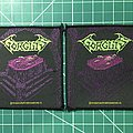 """Gorguts """"Considered Dead"""" Patch"""