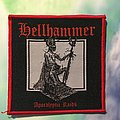 "Hellhammer - Patch - Hellhammer "" Apocalyptic Raids"""