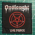 """Onslaught - Patch - Onslaught """"The Force"""""""