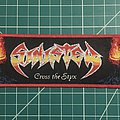 """Sinister - Patch - Sinister """"Cross The Styx"""""""